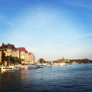 Stockholm: awesome views